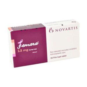 Femara-Letrozole-2.5-mg