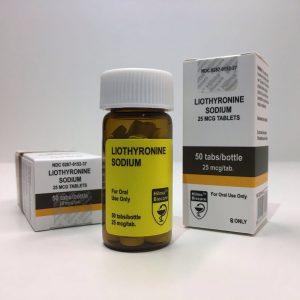 Liothyronine Sodium by Hilma Biocare