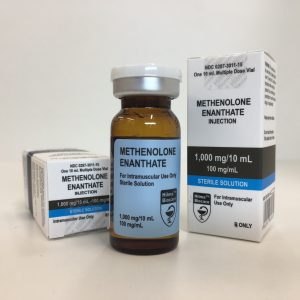 Methenolone Enanthate by Hilma Biocare