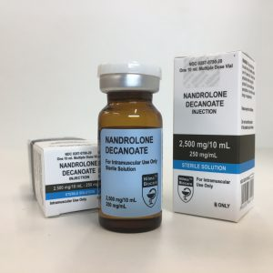 Nandrolone Decanoate by Hilma Biocare
