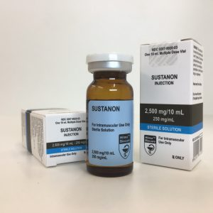 Sustanon by Hilma Biocare