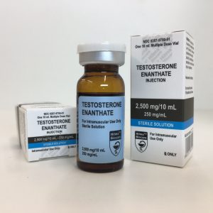 Testosterone Enanthate by Hilma Biocare