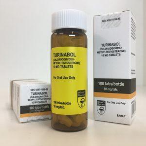 Turinabol by Hilma Biocare
