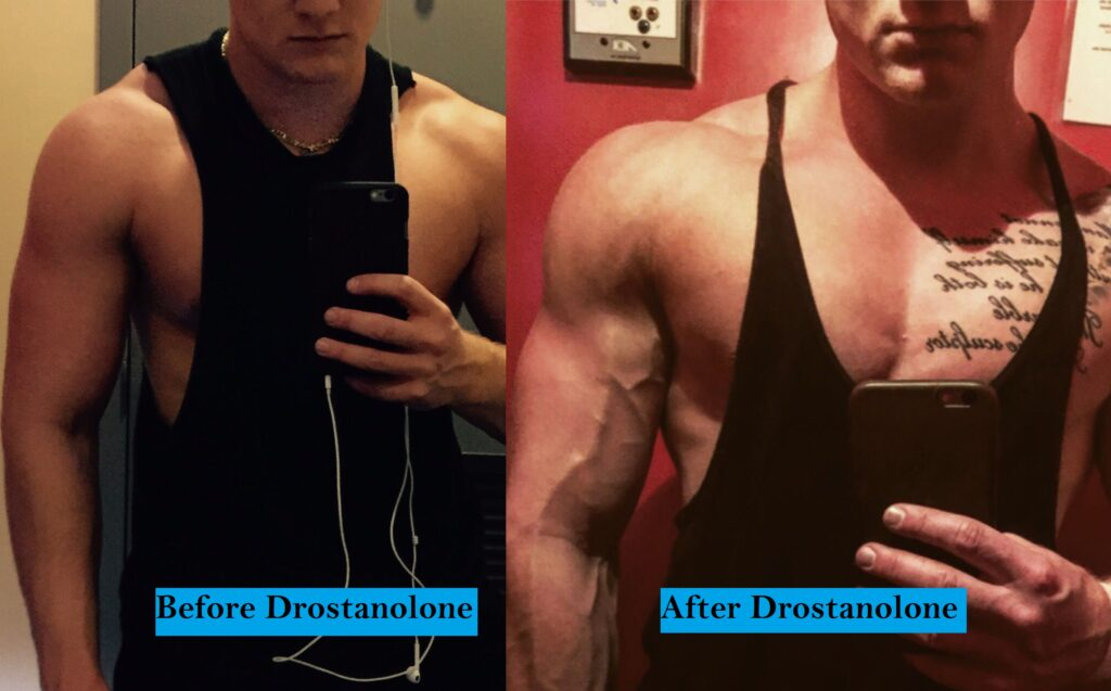 before-after-drostanolone