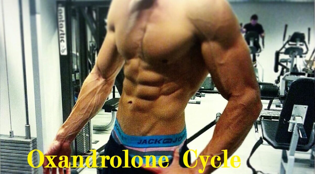 Oxandrolone Cycle