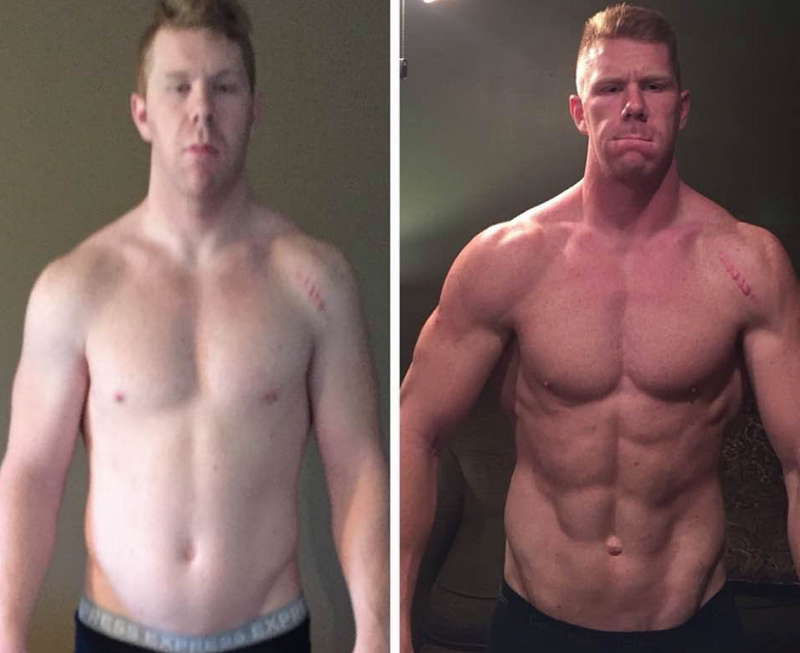 200-mg-Testosterone-Cypionate-Per-Week-body-transformation