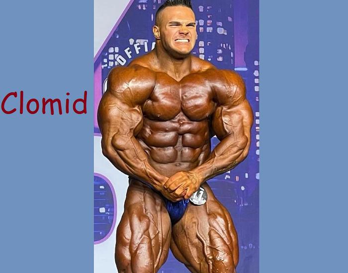 Clomid-bodybuilders
